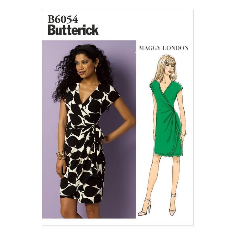 Butterick Pattern B6054 Misses' Dress