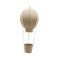 Shamrock Craft Papier Mache Hot Air Balloon Natural