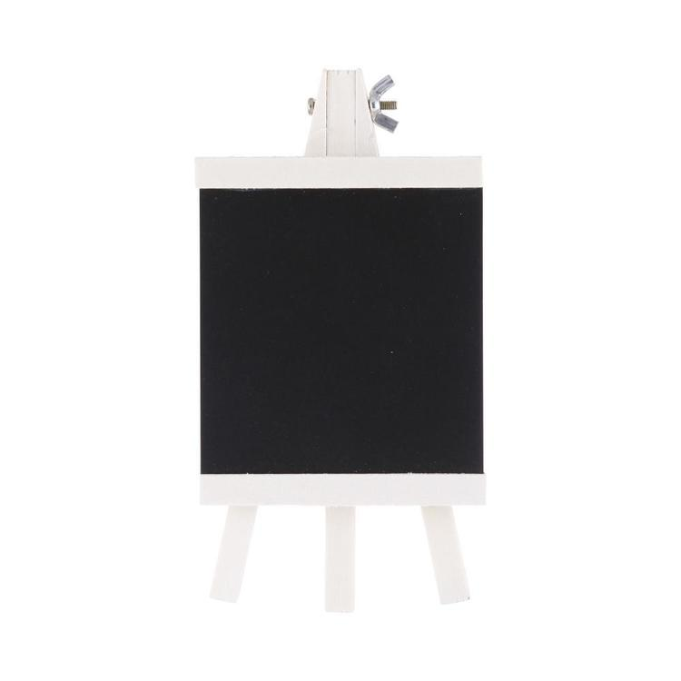 Shamrock Craft Products Mini Blackboard Easel
