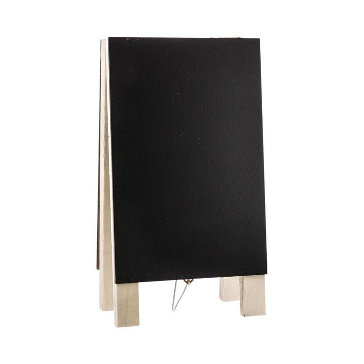 Shamrock Craft Blackboard Easel