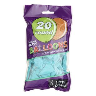 Party Creator Balloons 20 Pack - Everyday Bargain