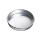 Wilton Round Pan 8 inch x 2 inch Silver