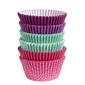 Wilton Multicoloured Standard Baking Cups 150 Pack Pink, Purple & Turquoise