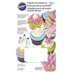 Wilton Cupcake Decorating Set 12 Pieces