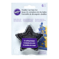 Wilton Star Cut Outs Silver