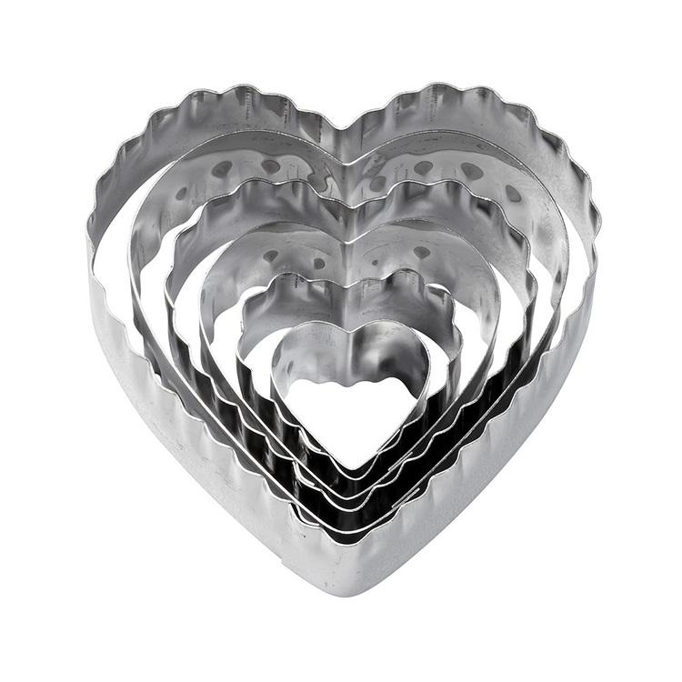Wilton Heart Cut Outs