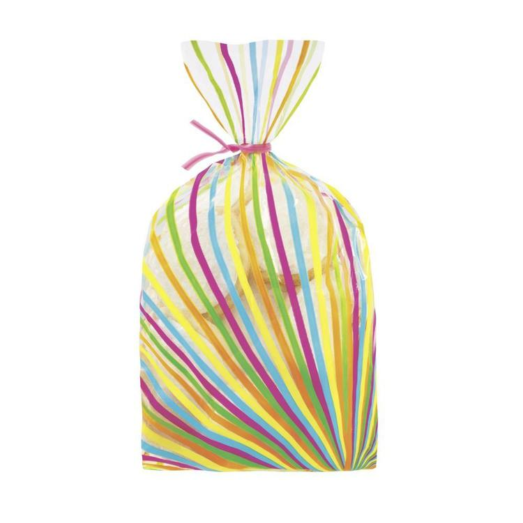 Wilton Colourwheel Party Bags 20 Pack Multicoloured