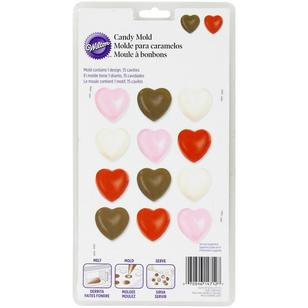Wilton Hearts Chocolate Mould