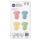 Wilton Baby Tee Candy Lollipop Mould Multicoloured