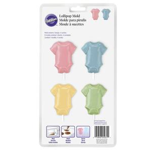 Wilton Baby Tee Candy Lollipop Mould