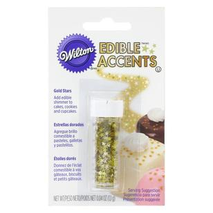 Wilton Star Edible Glitter