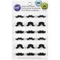 Wilton Icing Decorating Moustache Shapes Black