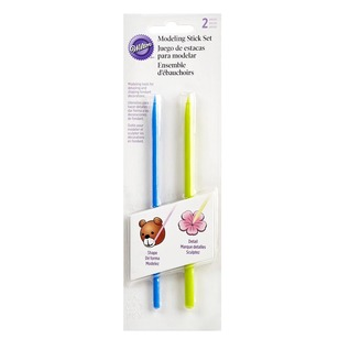 Wilton Fondant & Gum Paste Modelling Stick Set