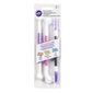 Wilton Fondant & Gum Paste Starter Tool Set White & Purple