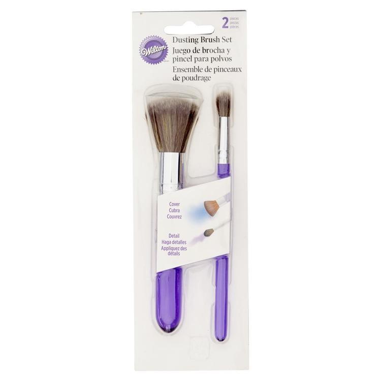 Wilton Dusting Brush Set 2 Pack