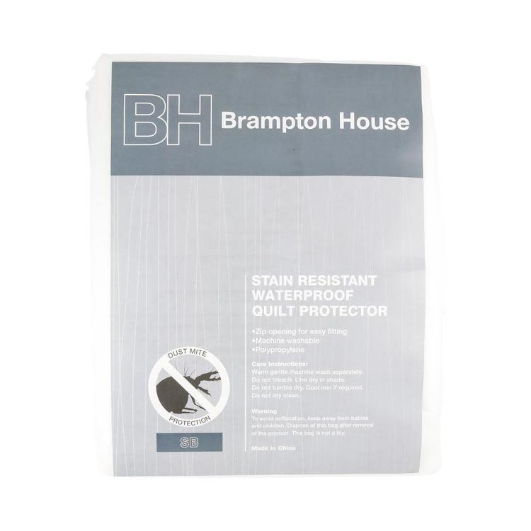 Brampton House Waterproof Quilt Protector