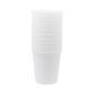 Plastic Cups 24 Pack White