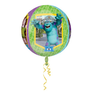 Amscan Foil Orbz Monsters Uni Balloon