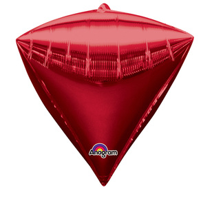 Amscan Foil Diamondz Balloon