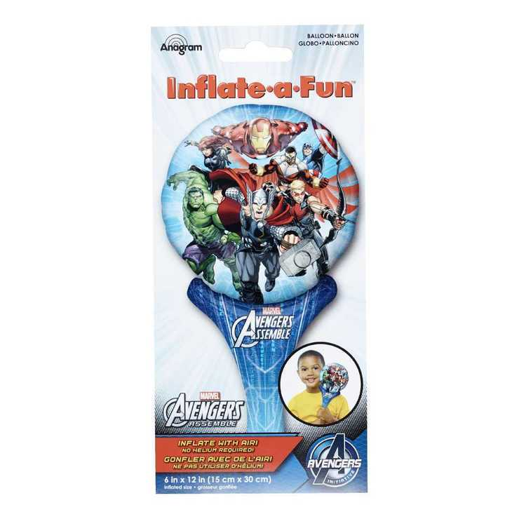 Marvel Avengers Inflate-A-Fun Avengers