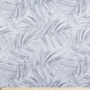 Fern Printed Triple Weave Fabric