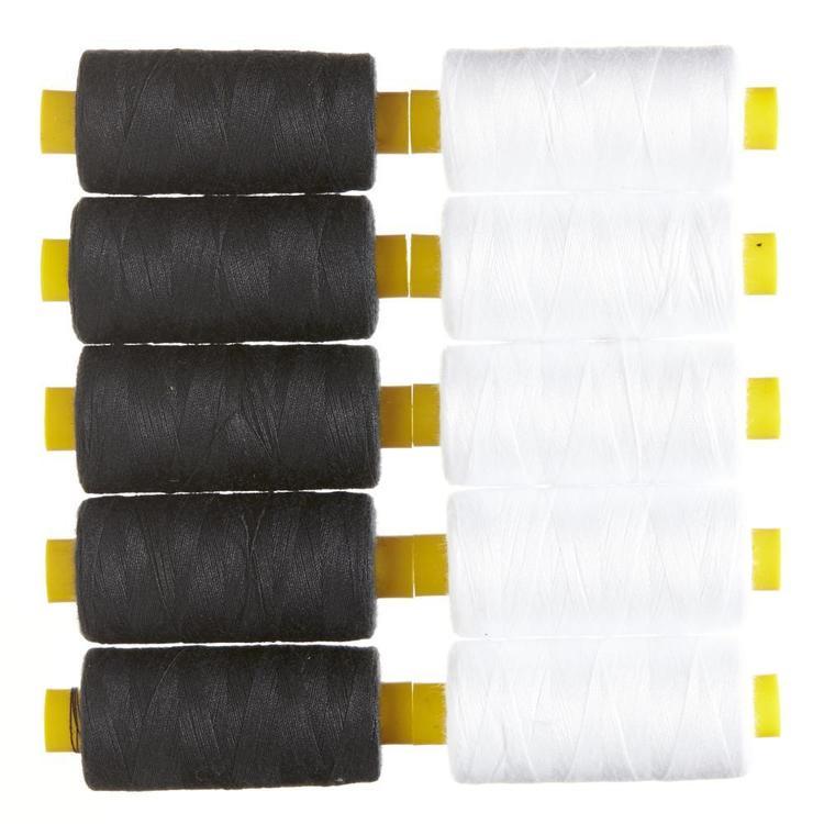 Birch Polyester 10 Pack Thread