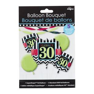 Amscan Foil Balloon Bouquet