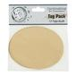 Fundamentals Oval Tag Pack 12 Pack