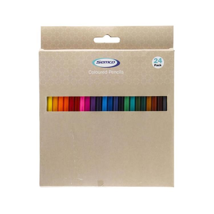 Semco Coloured Pencils Multicoloured