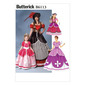 Butterick B6113 Girls' Costume