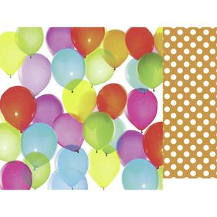 Kaisercraft Pop! Balloons Scrapbook Paper