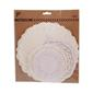 Francheville Doily Paper White