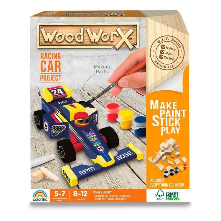 Wood WorX Racing Car Kit