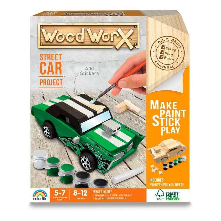 Wood WorX Cross Street Car Kit