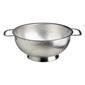 D.Line Perforated Colander Grey