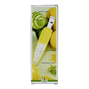 D.Line 4 In 1 Lemon Zester And Grater