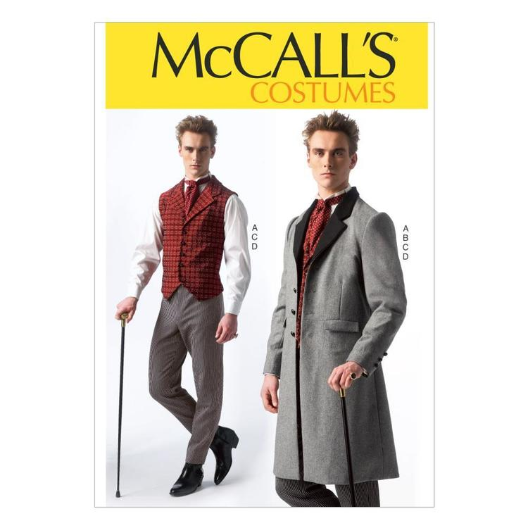 McCall's Pattern M7003 Men's Costumes
