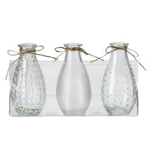 Emporium Sable Bottle Vase Set
