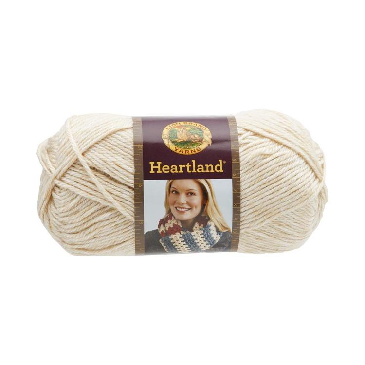 Lionbrand Heartland Yarn 132 G