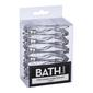 Bath By Ladelle 12 Shower Curtain Hook Set Grey