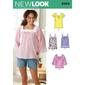 New Look 6284 Women's Top  10 - 22
