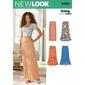 New Look 6288 Women's Skirt  8 - 20