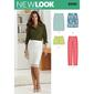 New Look 6290 Women's Coordinates  4 - 16