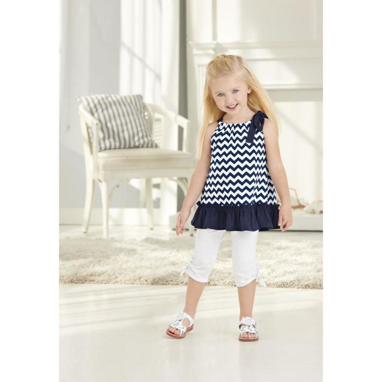 New Look 6295 Girl's Coordinates  6 Months - 4 Years