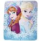 Disney Frozen Sparkle Throw Sparkle