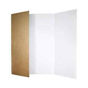 Club House Craft It Trifold Presentation Board