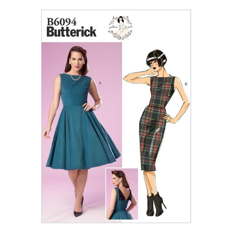 Butterick Pattern B6094 Misses' Dress