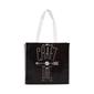 Tote Shopping Craft Or Die Black 38 x 35 x 10 cm