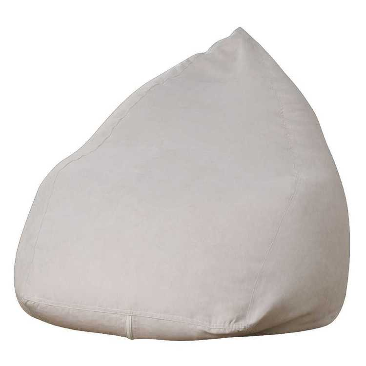 Living Space Faux Suede Bean Bag Cover