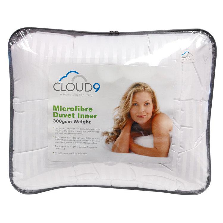 Cloud 9 Microfibre Duvet Inner